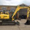 Wacker Neuson 8003 9 Ton Midi Excavator