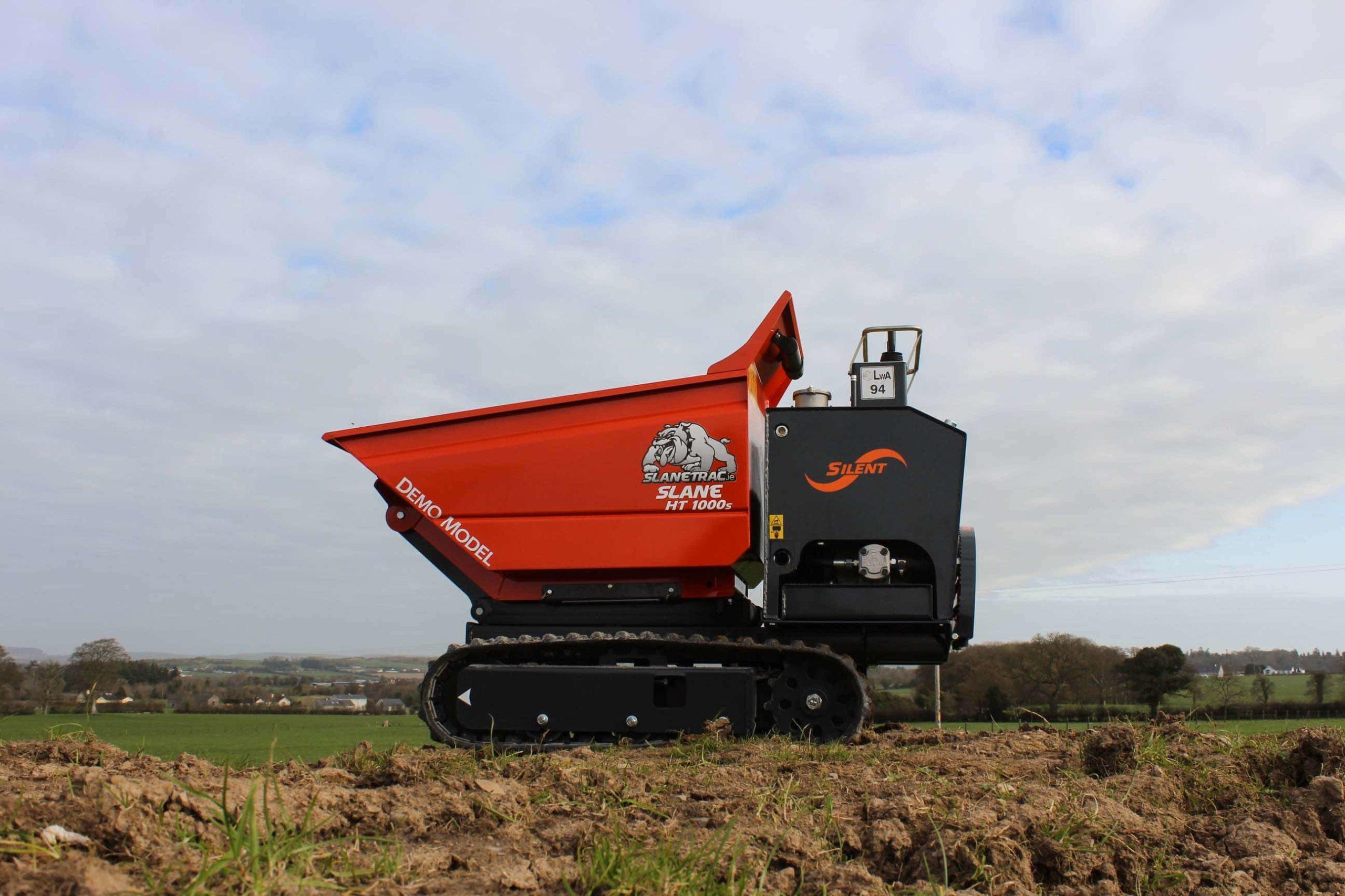 Slanetrac-HT1000s-Diesel-track-Dumper-14
